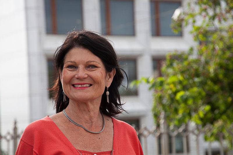 Синикка Хурскайнен: от законотворчества к творчеству наива