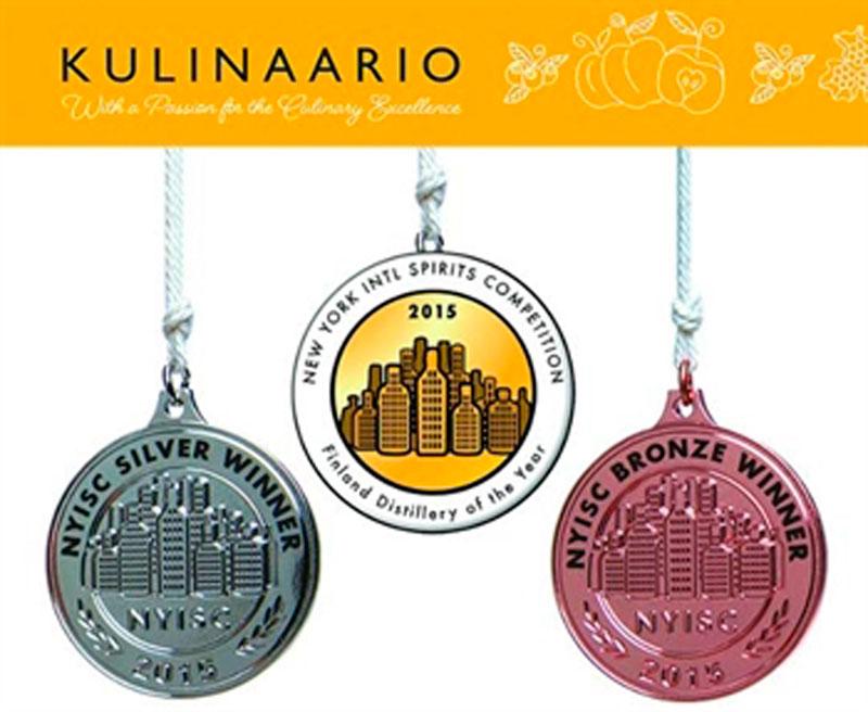 Финские ликеры наградили в Нью-Йорке