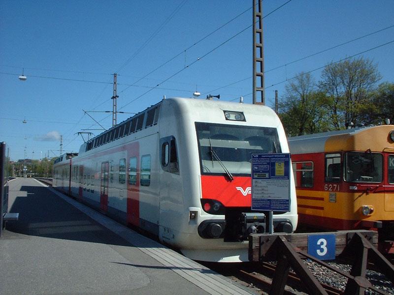 Финские поезда теряют пассажиров