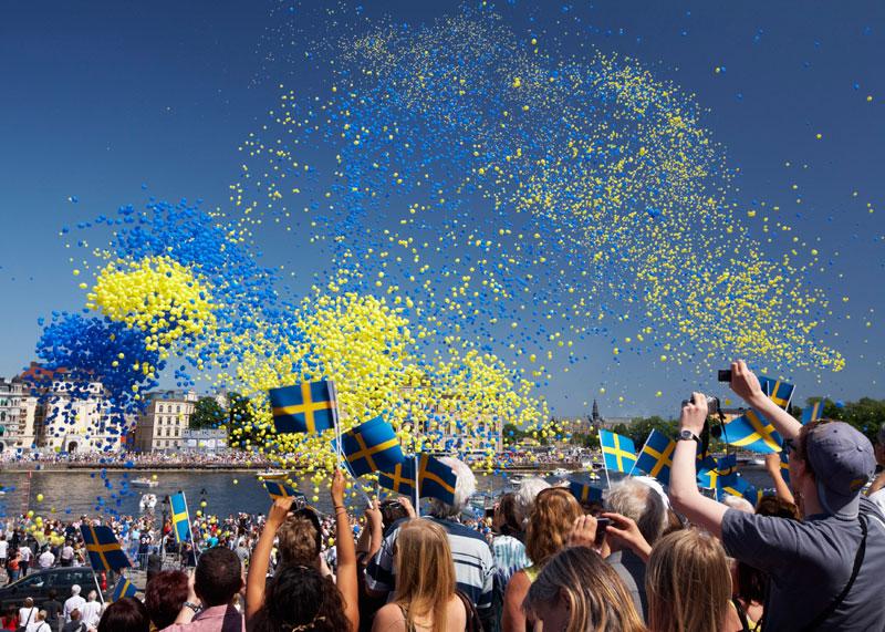 Приглашение по-шведски