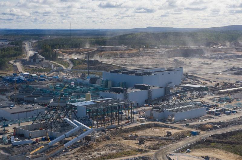 Финляндия: Скандальный рудник Талвиваара закрывают