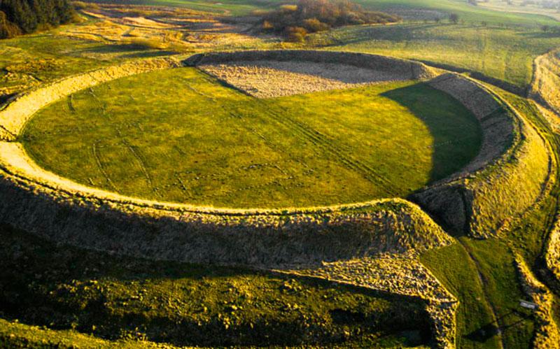 Дания: Крепость викингов открыли для туристов (VIDEO)