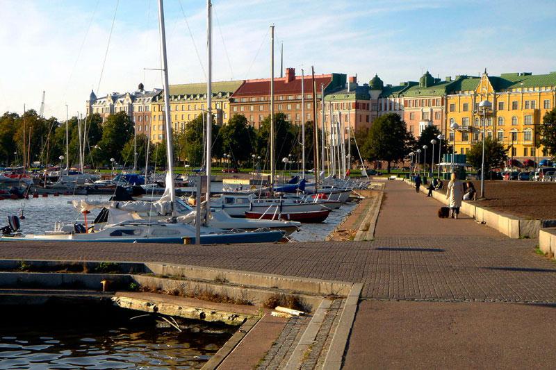 Финляндия: имидж на реконструкцию!