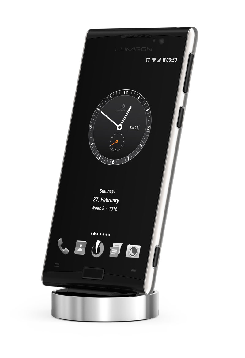 Дания: смартфон с камерой ночного видения