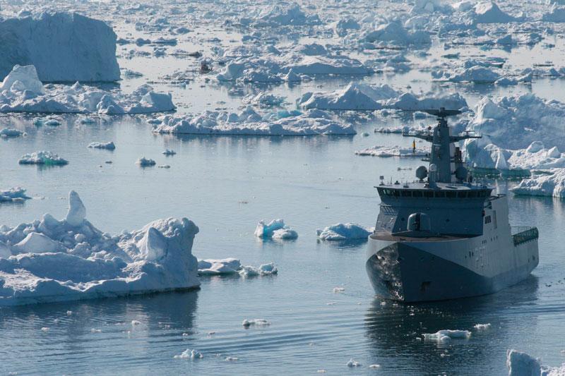 Дания: военным в Арктике выделят больше денег