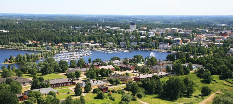 Финляндия: зазывалы в помощь музеям