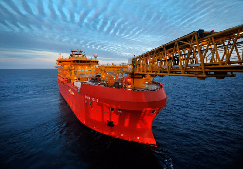 Норвегия: нефтяные платформы открывают для туристов