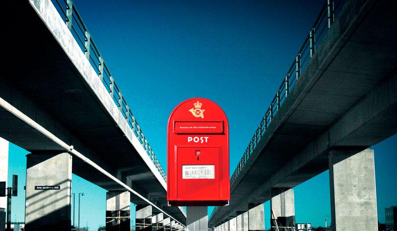 Дания: ох уж эта почта!