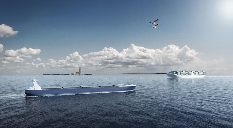 Финляндия: в Турку будут проектировать дистанционно управляемые морские суда