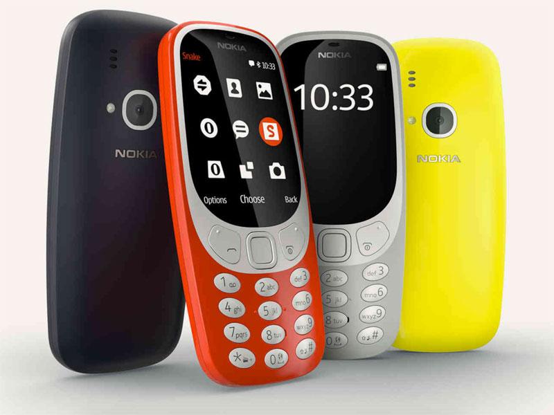 Финляндия: Nokia-3310 поступит в продажу 31 мая