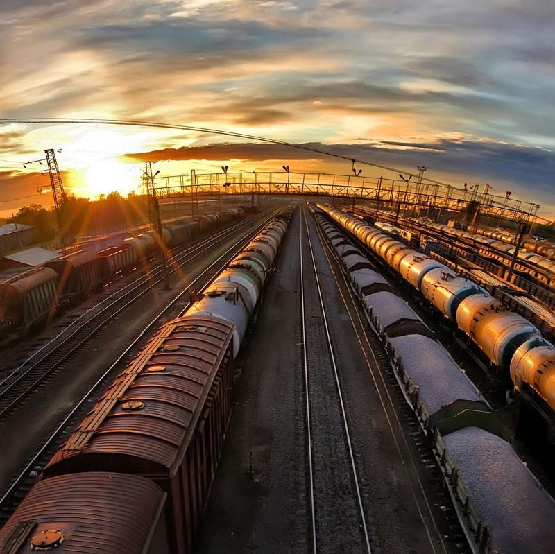 Финляндия: из Коувола снова открывают железнодорожный маршрут на Китай