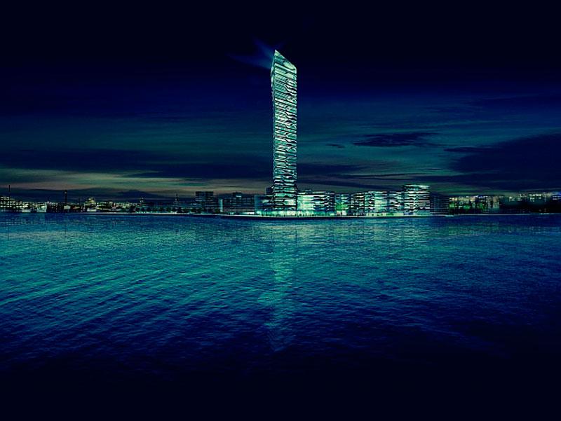 Дания: в г. Орхус построят самый высокий небоскреб королевства