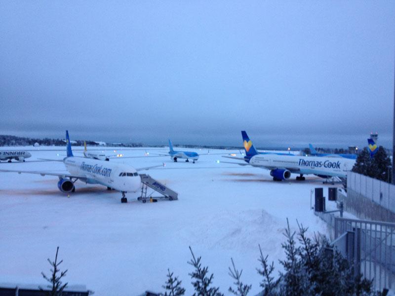 Финляндия: Лапландия готовится к супер туристическому сезону