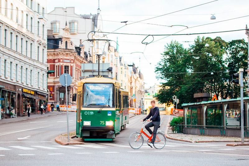 Финляндия: мобильное приложение хельсинкского HSL заработает в Эстонии